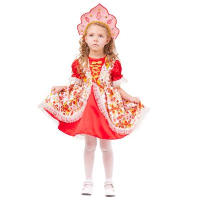 Детский карнавальный костюм Царевна 1017 к-17