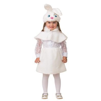 Карнавальный костюм Зайка (мех) 105