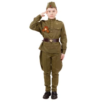 Детский военный костюм Солдат 2032 к-18
