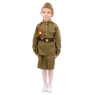 Детский костюм Солдатка 2033 к-18