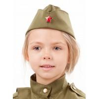 Пилотка детская солдатская 2035 к-18