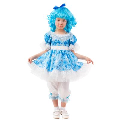 Карнавальный костюм Мальвина 2091 к-20