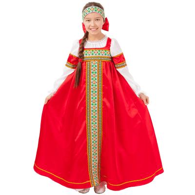 Детский карнавальный костюм Марьюшка 2016 к-18