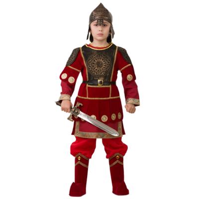 Детский костюм Добрыня в доспехах (зв. Маскарад) 4001
