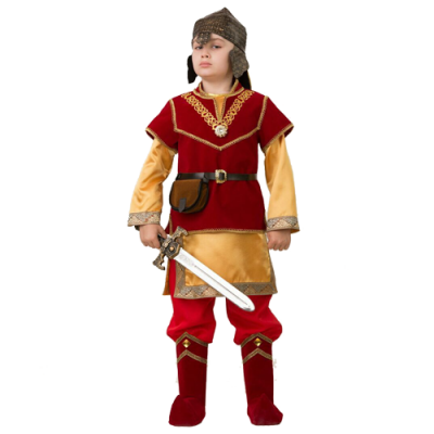 Детский костюм Добрыня (зв. Маскарад) 4002