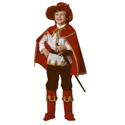 Карнавальный костюм Кот в сапогах (зв. маскарад) 407