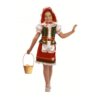 Красная шапочка (зв. маскарад) 408