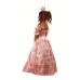 Карнавальный костюм Золушка-Принцесса розовая (зв.маскарад) 482
