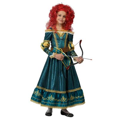 Карнавальный костюм Принцесса Мерида (Зв. маскарад) 496 Дисней