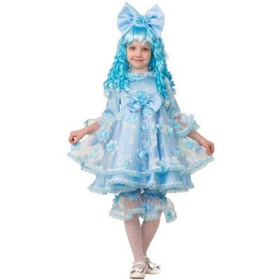 Карнавальный костюм Мальвина 5100