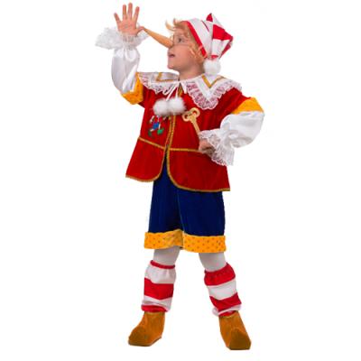 Карнавальный костюм Буратино (Бал-маскарад) 5124