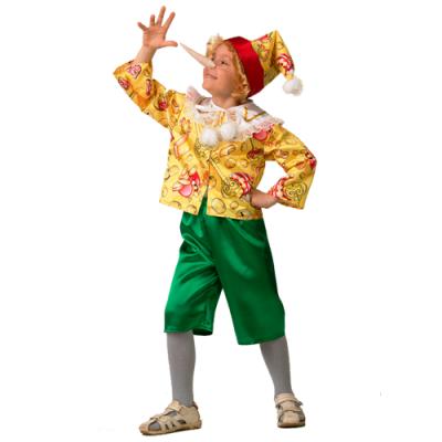 Карнавальный костюм Буратино сказочный 5210