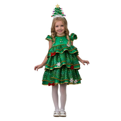 Карнавальный костюм Ёлочка-Малышка