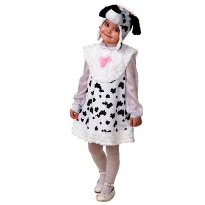 Карнавальный костюм Далматиночка Джеси (Плюшки-зверюшки) 5318