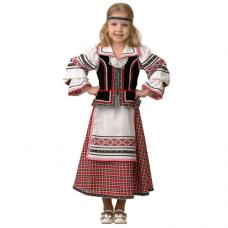 Национальный костюм (девочка) 5600