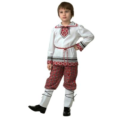 Детский Национальный костюм (мальчик) 5601