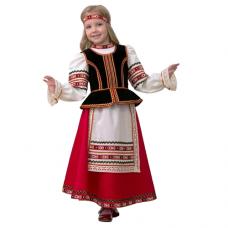 Славянский костюм (девочка) 5602