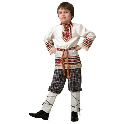 Детский Славянский костюм (мальчик) 5603