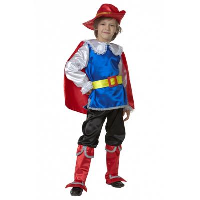 Детский костюм Кот в сапогах (текстиль) 7016