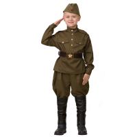 Детский костюм Солдат 8011