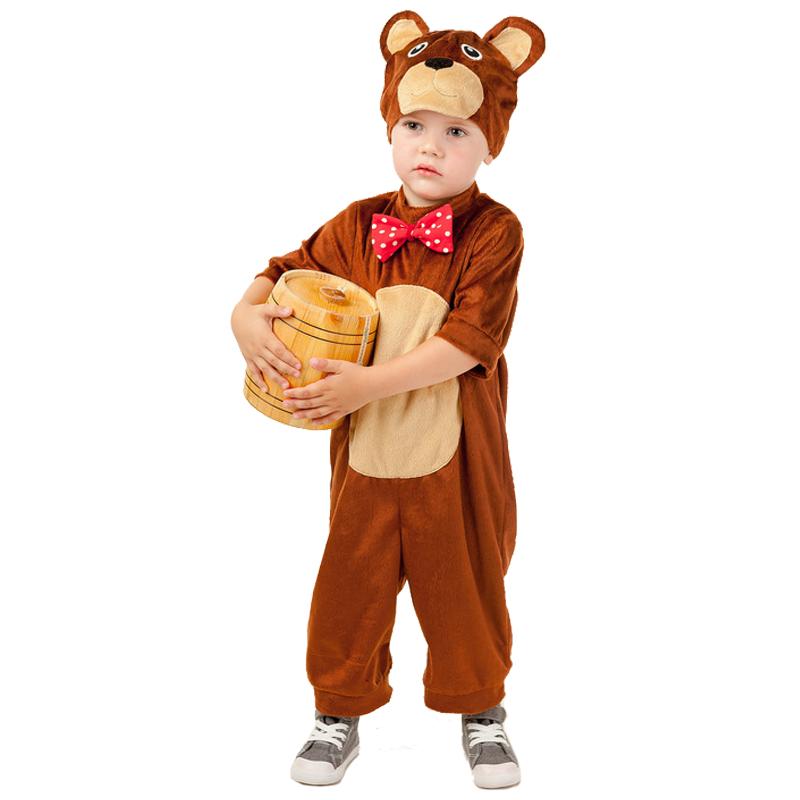 Купить детский карнавальный костюм Медведь 910 к-17 в интернет магазине c125b6e12152d