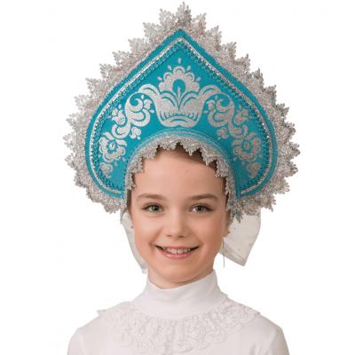 Кокошник Узорная (для детей) 5403