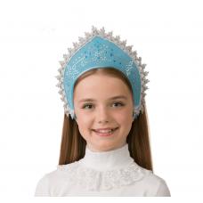 Кокошник Хрустальная (для детей) 5407