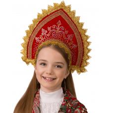 Кокошник Забавушка (для детей) 5414