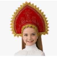 Кокошник Боярушка для взр. 5422