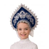 Кокошник Морозная (для детей) 5401
