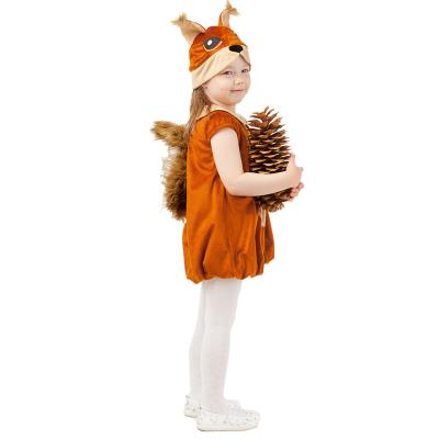 Карнавальный костюм Белочка 906 к-17