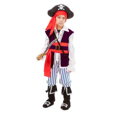 Карнавальный костюм Пират Спайк 2004 к-18