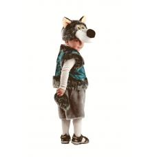 Серый Волк (шёлк) 205