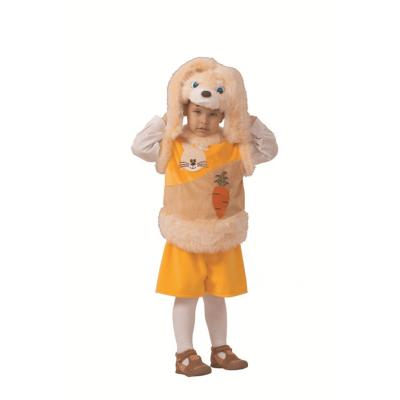 Карнавальный костюм Кролик Лучик (плюш) р.28 260