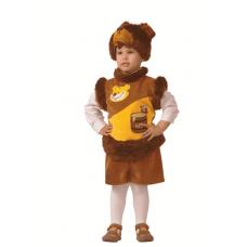 Мишка с медом (плюш) р.28 265