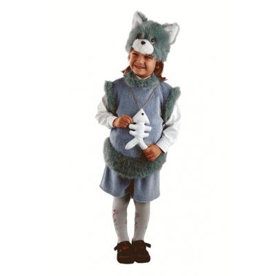 Карнавальный костюм Кот Мурлыка (плюш) 277