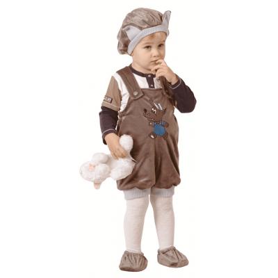 Карнавальный костюм Волчонок (крошки) р.26 282