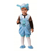Кролик голубой (крошки) р.26 287