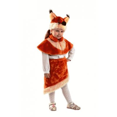 Карнавальный костюм Белка Анжелка (фурн) 307