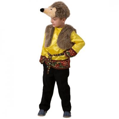 Карнавальный костюм Ежик Фомка (Русский стиль) 5002
