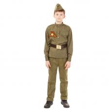 Детский костюм Солдат 2032/1 к-18