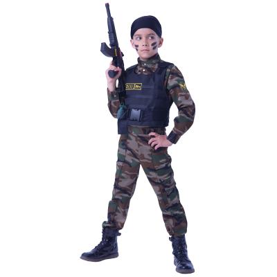 Детский костюм Спецназ 2051 к-18