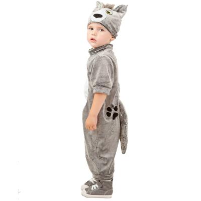 Карнавальный костюм Волк 913 к-17