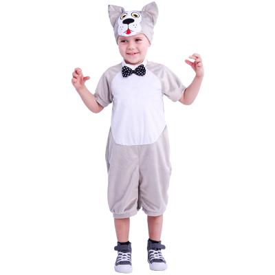 Карнавальный костюм Волк Костик 955 к-19