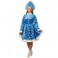 Снегурочка Амалия голубая взр. (Сказочная страна) 171