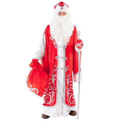 Дед Мороз Премиум размер 54-56