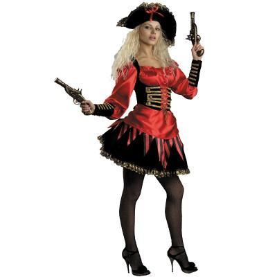 Карнавальный костюм Пиратка 1110