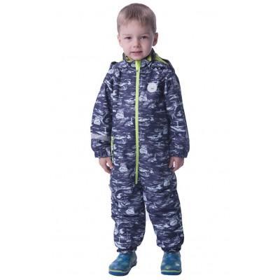 Детский комбинезон Песочница В18-08 для мальчика