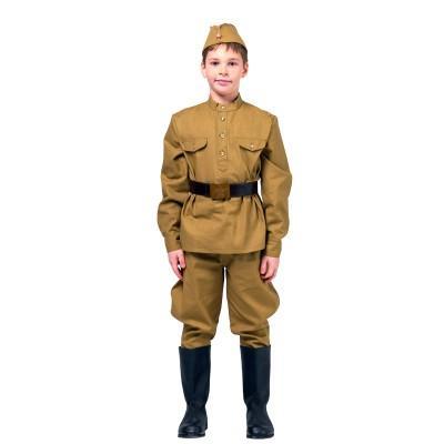 Детский костюм Солдат полевая форма