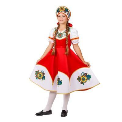 Народный костюм Калинка